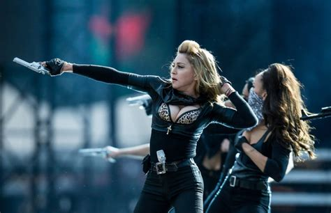 Jolies Onstage Revelations by Forbes Kicks Madonna Out Of The Billionaire Club