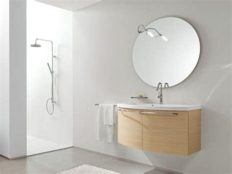 Miroir Salle De Bain Rond by O 249 Trouver Le Meilleur Miroir De Salle De Bain Avec 233 Clairage