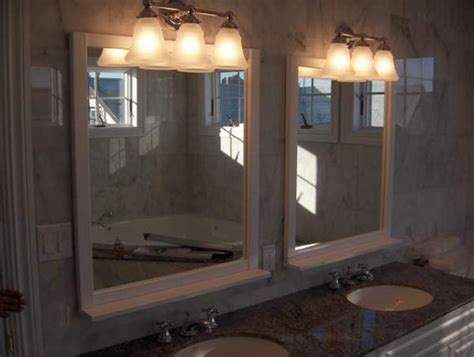 bathroom mirrors and lighting ideas modern bathroom vanities light ideas with 6 vanity light