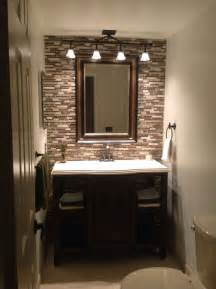 Half Bathroom Design Ideas Small Half Bathroom Ideas Bukit