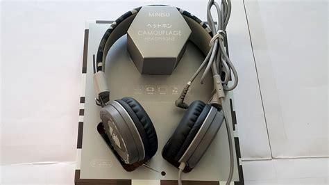 Headphone By Miniso 6 miniso camouflage headphone