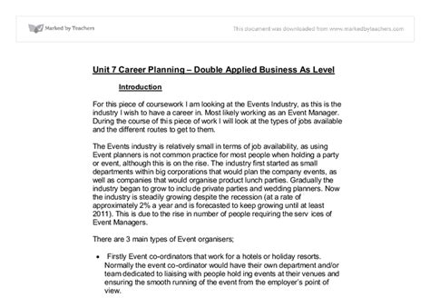 career plan essay sle career planning essay sle career plan essay career