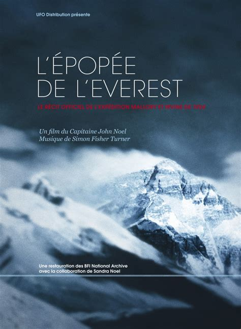 film everest livre sortie dvd 187 l epop 233 e de l everest 187 un film restaur 233 de