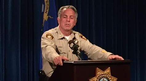 Sheriff Background Check Lombardo Neutral As Most Sheriffs Oppose Gun Background Check Initiative Ksnv
