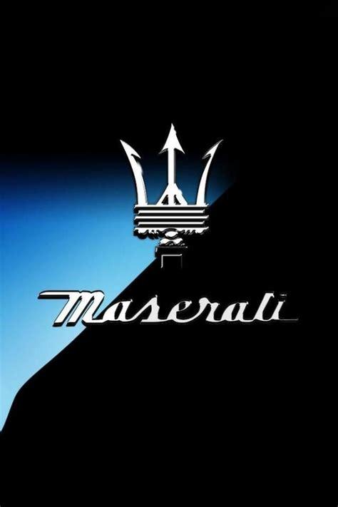 maserati back logo maserati logo lifestyle maserati logos