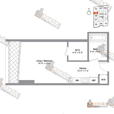viceroy floor plans icon brickell viceroy unit 2305 condo for sale in