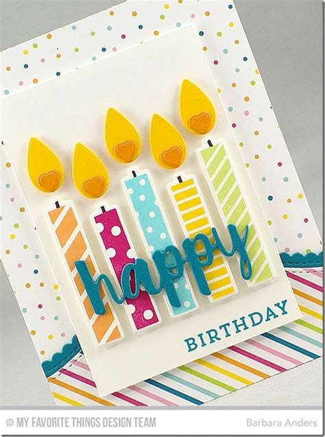how to make a birthday card for best 25 scrapbook birthday cards ideas on