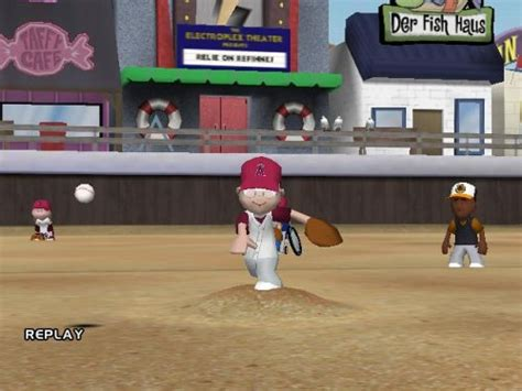 humongous entertainment backyard baseball backyard baseball 2005 pc