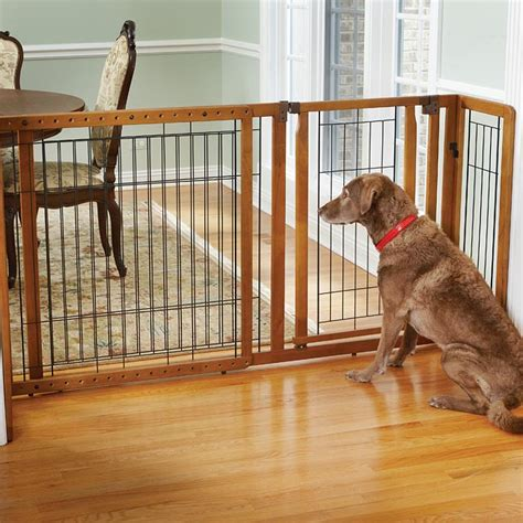 wide dog gates for the house wide dog gate wide hallway dog gate with door orvis uk