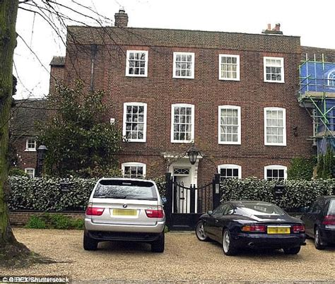 george michael house london george michael s boyfriend fadi fawaz smiles at mansion