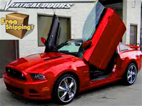 What Are Lamborghini Doors Called Mustang Vertical Lambo Doors 2011 2014 Vdcfm11