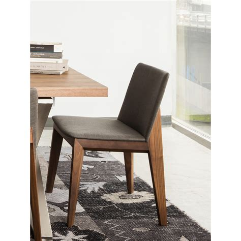 deco dining chair grey m2 products moe s wholesale