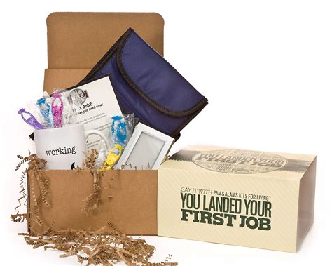 The New Congratulations Gift by You Landed Your Kit Congratulations Gift For
