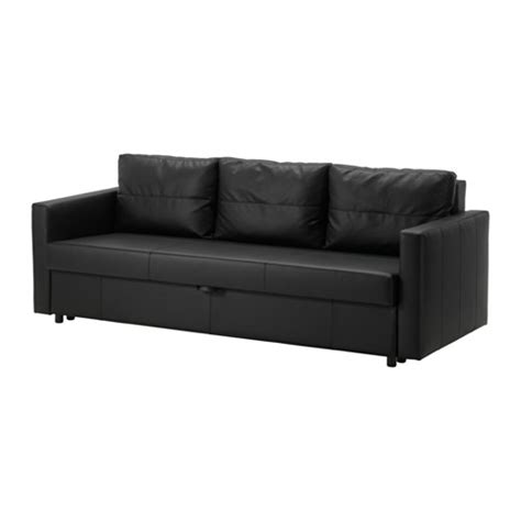 Ikea Sofa Sleepers Friheten Sleeper Sofa Bomstad Black Ikea