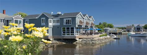 Coastal Dining Rooms The Boathouse Hotel Kennebunkport The House Inn Kennebunkport Maine