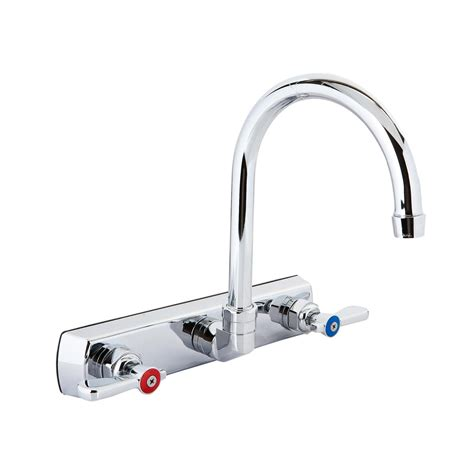Bkr Faucet by Bk Resources Bkf 8sm 8g G Optiflow Solid W 8