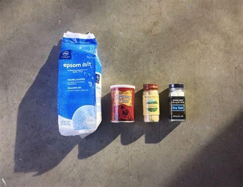Detox Showerhead by Refresh Refocus With A Diy Detox Bath Diy Health