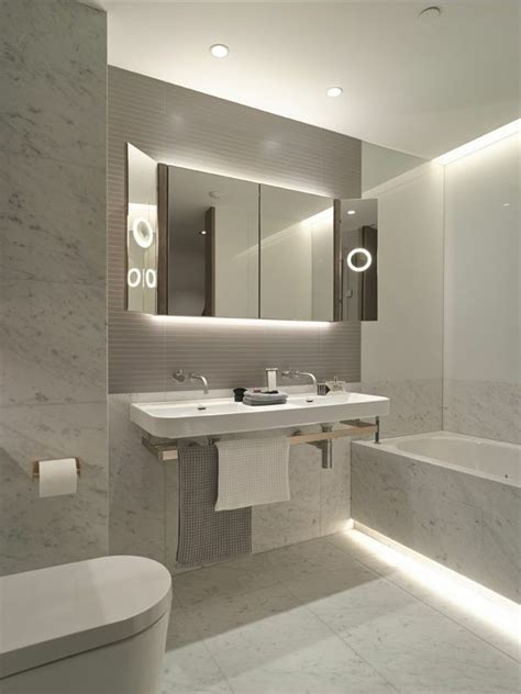 led bathroom lighting ideas stunning led tiles lighting for your bathroom hum ideas