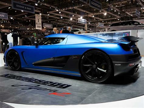 How Fast Is The Koenigsegg Agera R Koenigsegg Agera R 2012
