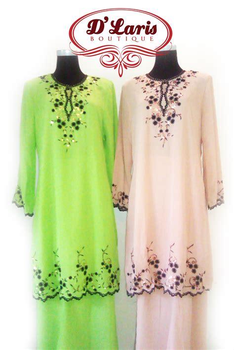 Baju Kurung Moden Sulam Kerawang baju kurung sulam bunga timbul kain sulam ummie sold out baju kurung moden chiffon butik