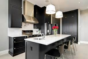 black kitchen furniture kitchen cabinets the 9 most popular colors to from