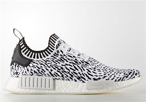 zebra pattern adidas adidas nmd r1 primeknit quot zebra quot pack release date