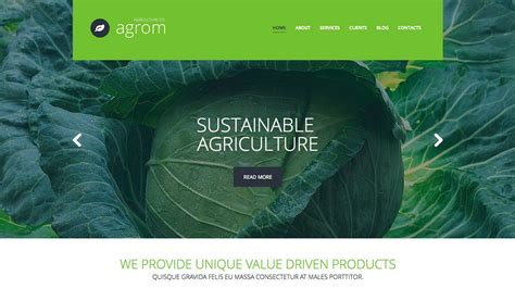 theme wordpress agriculture free 30 best farming agriculture wordpress themes 2018
