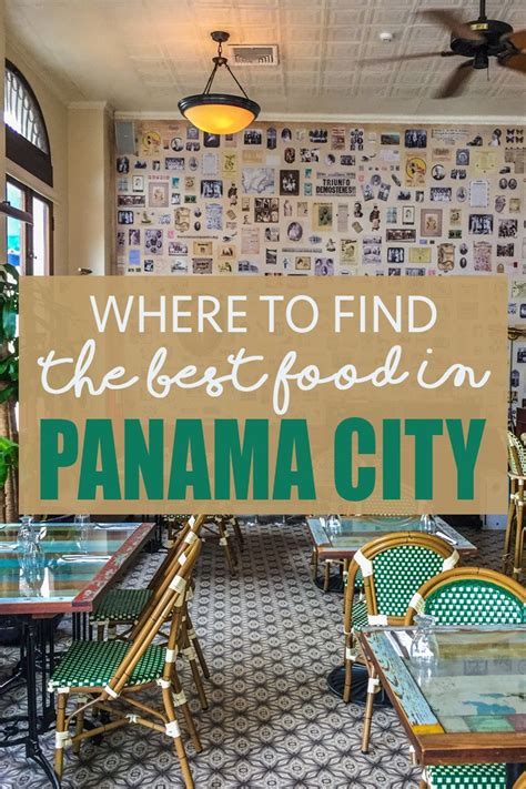 Search In Panama Where To Find The Best Food In Panama City The Abroad