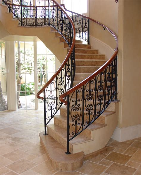 Glass Stair Banisters And Railings Stairway Railings In Sarasota