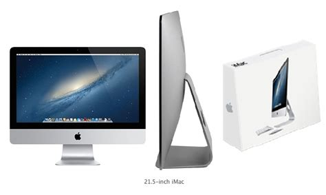 Imac 21 5 Late 2014 I5 1 4 Ghz Ram 8 Gb Kondisi Normal the 21 inch 1 4ghz i5 imac review lure of mac