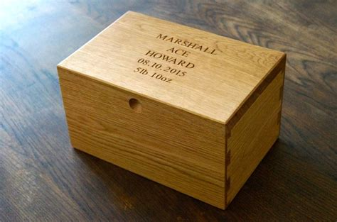 ideas for boxes wonderful personalised wooden gift ideas