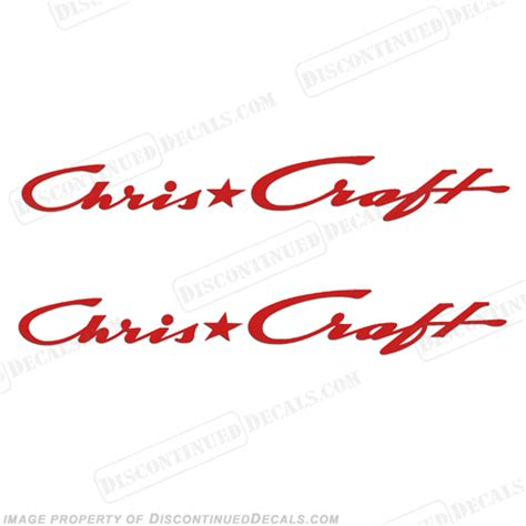 scarab boat logo font chris craft boats logo decals any color