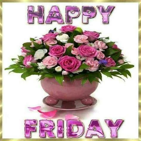 Happy Friday Floral Finds by Flower Pot Happy Friday Pictures Photos And Images For