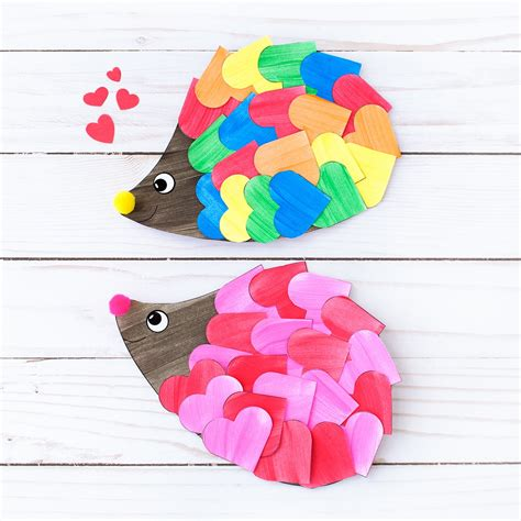 S Day Craft How To Make A Sweet And Simple Woven Craft