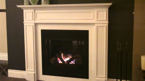 Gas Fireplace Mantles by Majestic Cdv33 Direct Vent Gas Fireplace With Wood Mantel