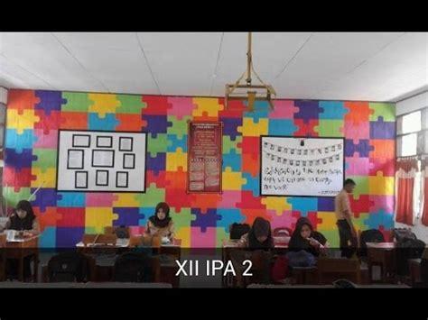 desain interior ipa atau ips dekorasi ruang kelas yang menarik dan kreatif youtube