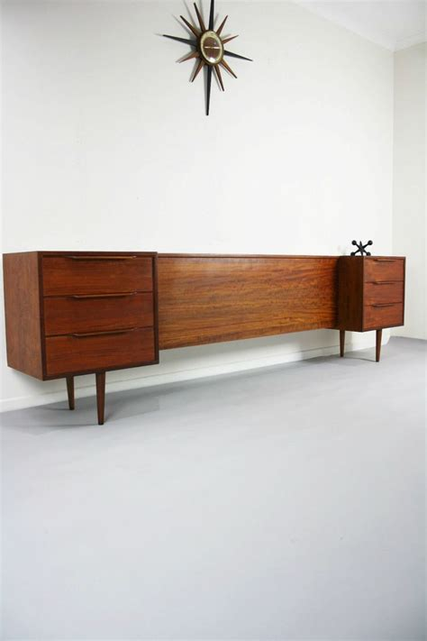 how to buy vintage furniture mid century bedside tables drawers qb bedhead retro