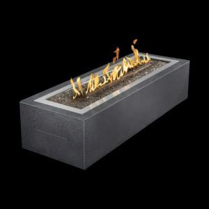 linear pit napoleon linear burner gas outdoor pit outdoor living