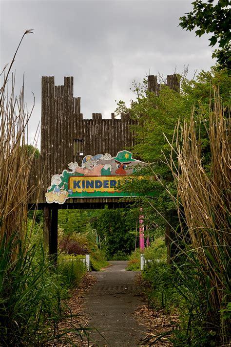 theme park belgium dadipark an abandoned amusement park in dadizele west