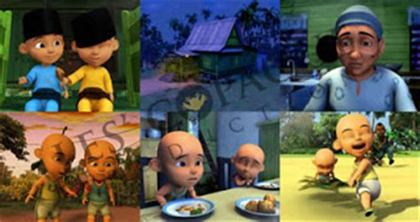 film ipin upin hantu durian ameelia march 2008