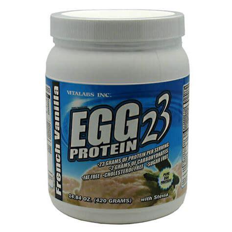 protein i egg egg protein 23 powder vitalabs free 14 84 oz egg