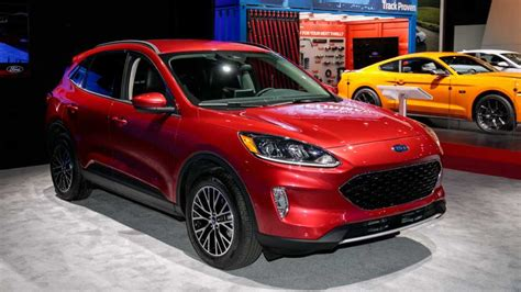 2020 Ford Escape Jalopnik by Flipboard Automakers Prep For New York Debuts