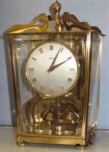 Clock Repair Schatz Coach 400 Day Clock April 1960