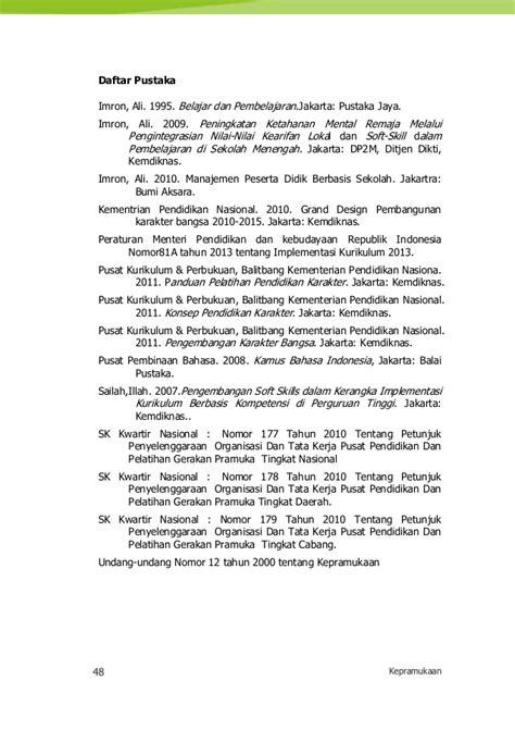 Manajemen Peserta Didik Berbasis Sekolah Ali Imron Buku Pendidika bahan ajar kepramukaan implementasi kurikulum 2013 untuk