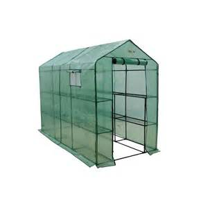 home depot greenhouse plastic ogrow greenhouses 49 in w x 98 in d large heavy