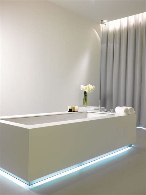 badewanne rechteckig hervorragend bilder beleuchten led bad beleuchtung