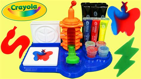 New Products To Play With by Crayola Cling Creator Play Kit Turn Multi Color Molds