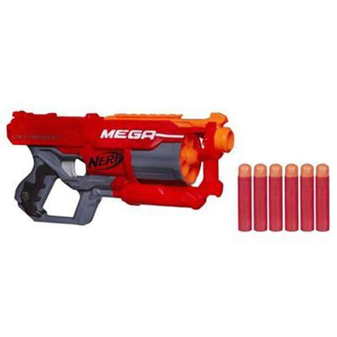 Nerf N Strike Elite Mega Cycloneshock Blaster 9 Kg nerf n strike elite mega cycloneshock blaster at hobby
