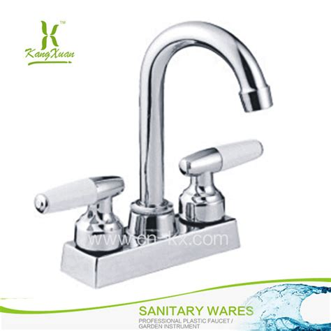 high quality factory manufacture abs salon sink faucet