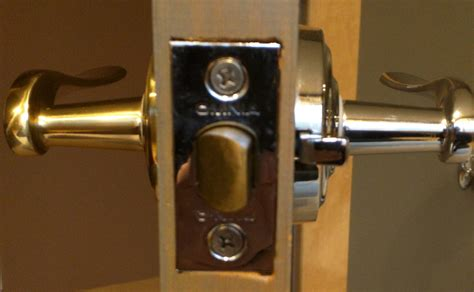 how to open bathroom door lock from outside how to open locked bathroom door from outside unlock an